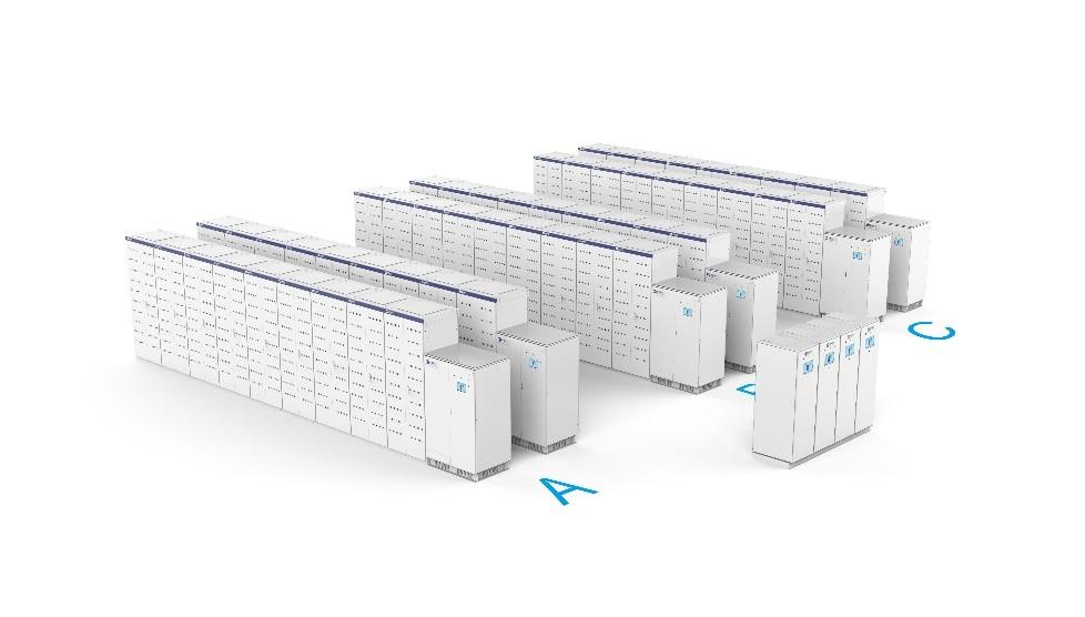高压链式储能系统